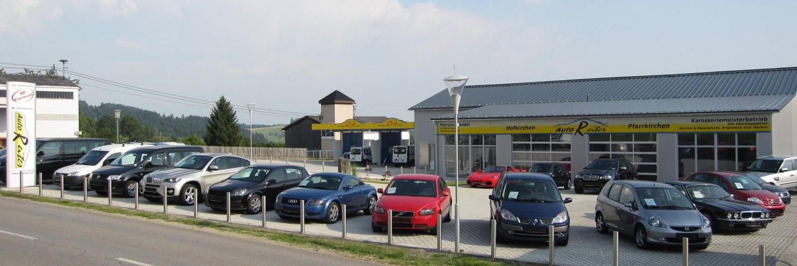 Standort Hofkirchen