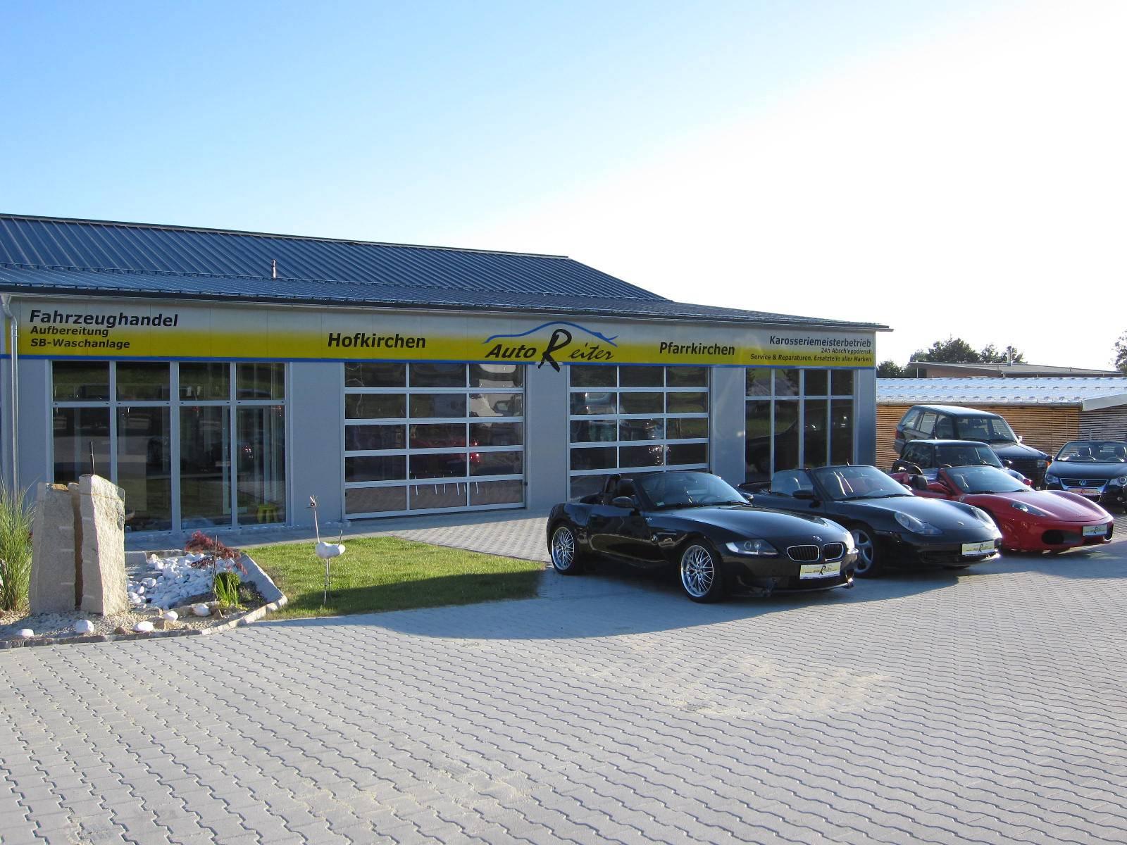 Auto Reiter GmbH Hofkirchen
