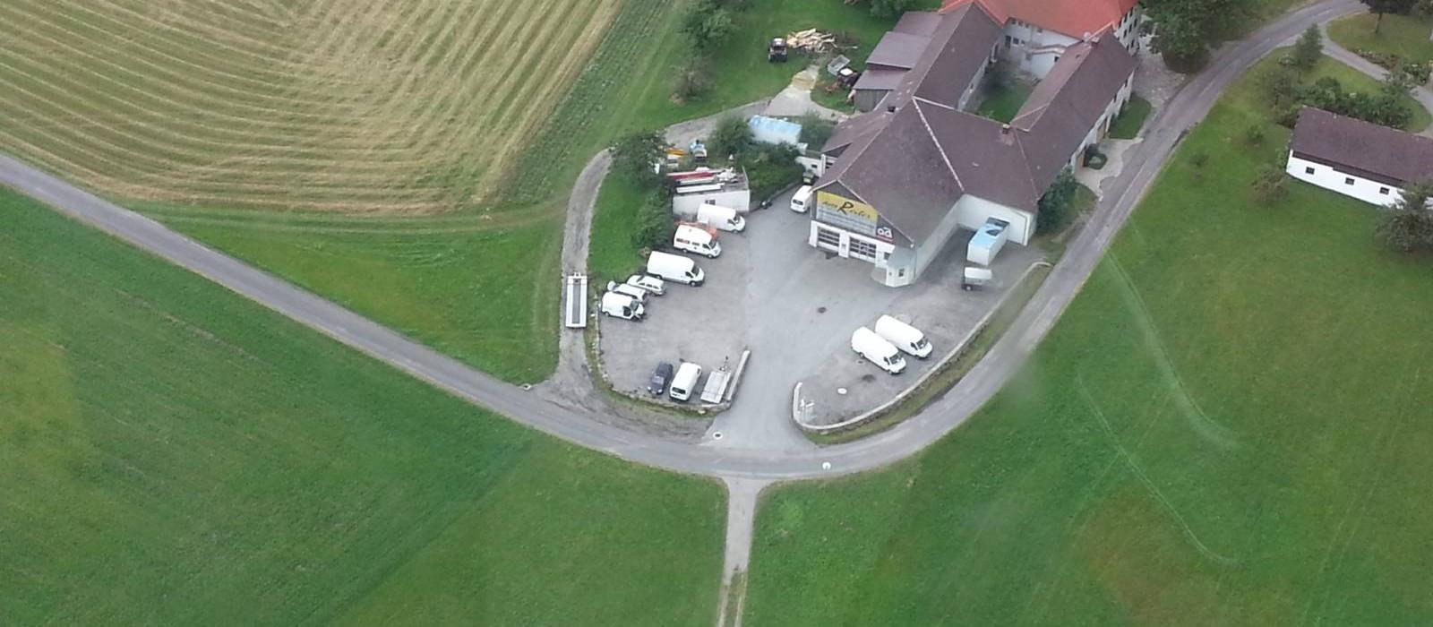 Pfarrkirchen Luftaufnahme